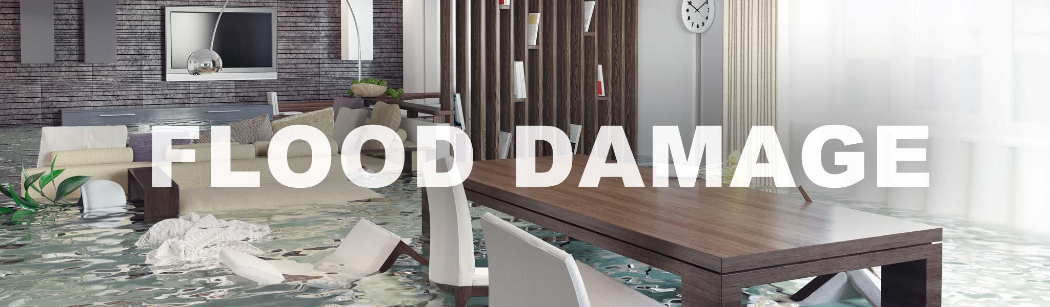 Flood Damage Claims
