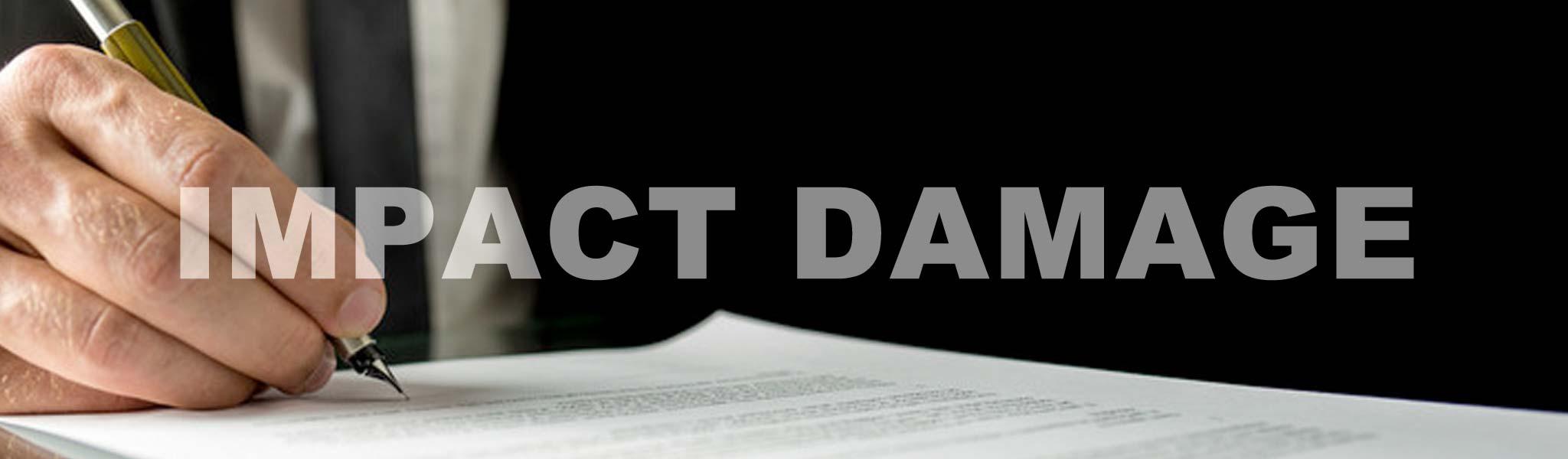 Impact Damage Claims