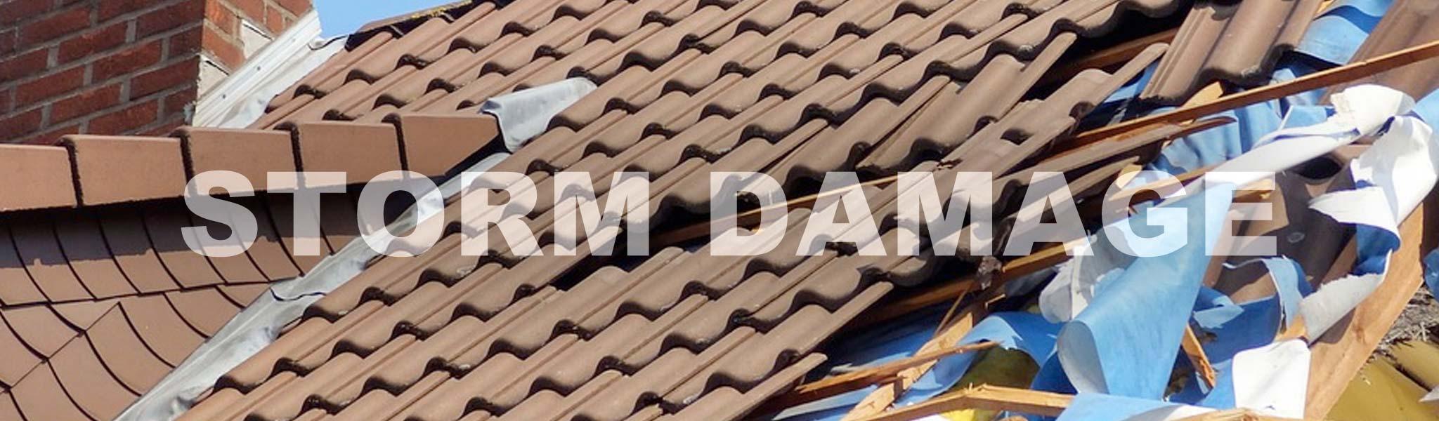 Storm Damage Claims